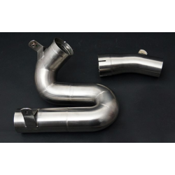 LINK TUBE SILENT TRIOBOLICO BODIS EXHAUST