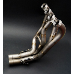 COLLECTOR TITANIUM BODIS EXHAUST NOT APPROVED
