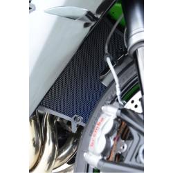 Titanium Radiator Guard R&G F4