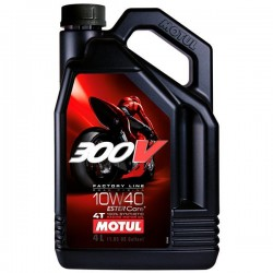 Motul Oil 300V Factory Line Road Racing 10W40 4L