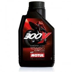 Motul Oil 300V Factory Line Road Racing 15W50 1L
