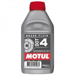 Motul Dot 4 Brake Fluid 500ml