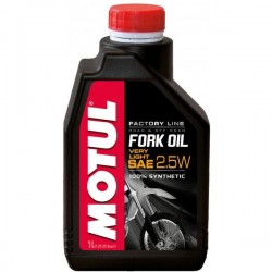 Motul Fork Oil 2.5w Factory Line Very Light 1L