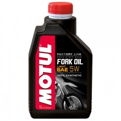 Motul Fork Oil 5w Factory Line Light 1L