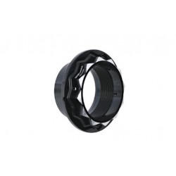 REAR WHEEL NUT BICOLOUR DX CNC RACING