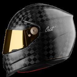 CM6 Carbon Square SQO Helmet