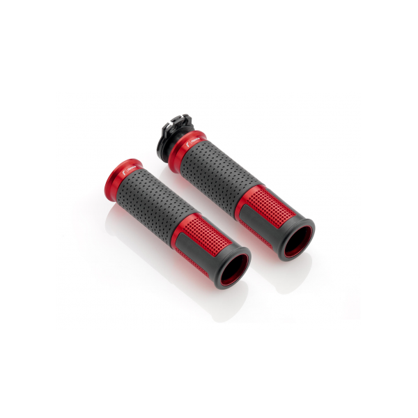 Large variety of aluminium grips for MV Turismo Veloce