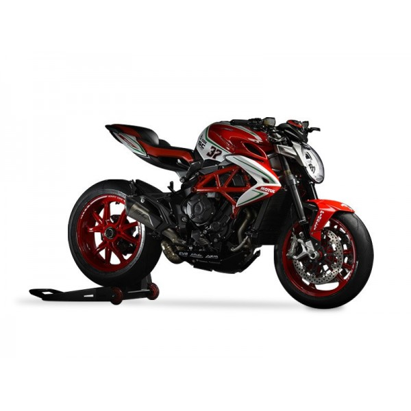 Wide variety of spare parts for MV Agusta B4 910