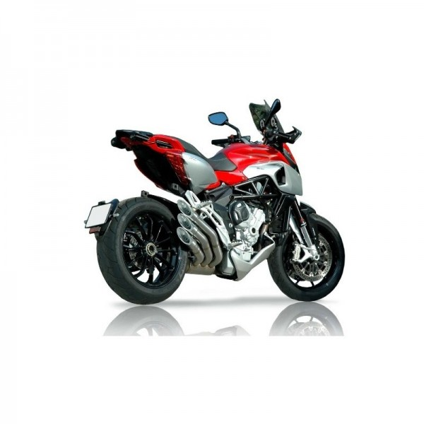 Great variety of exhausts for MV Agusta Turismo Veloce