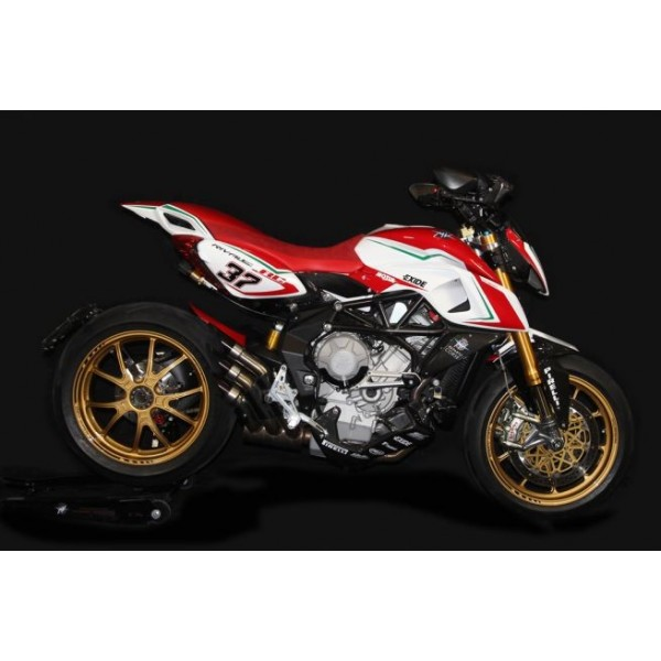 Wide variety of spare parts for MV Agusta Rivale 800