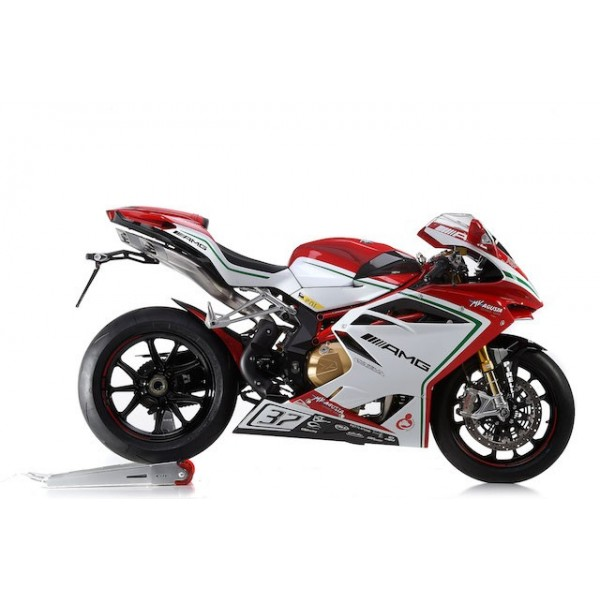 Wide variety of spare parts for MV Agusta F4