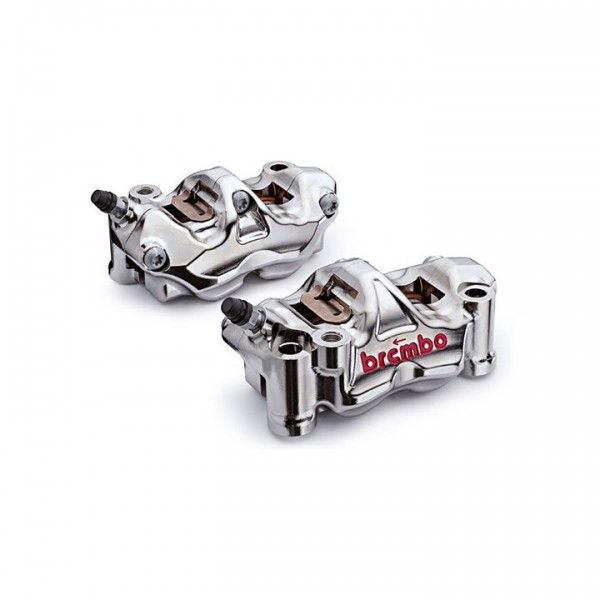 Wide range of brake calipers for MV Agusta F4