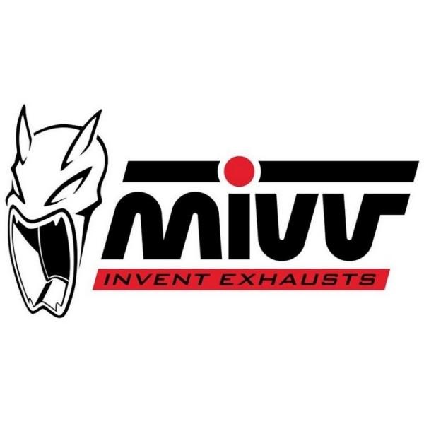 Wide range of MIVV Exhaust for MV Agusta F4