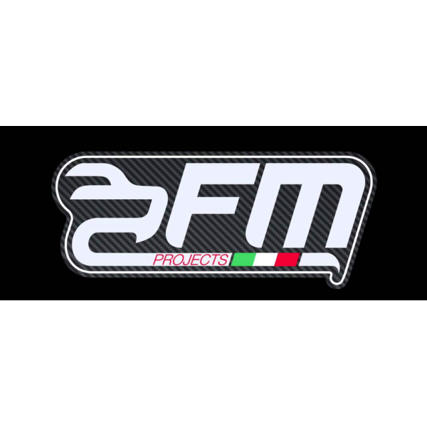 FM-Project racing exhausts for MV Agusta Dragster