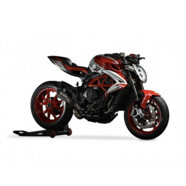 Wide variety of spare parts for MV Agusta B3 675