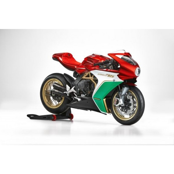 Accessories and spare parts for MV Agusta